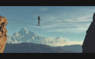 When the Tightrope Starts to Shake